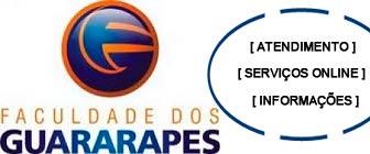 boleto online Faculdade dos Guararapes
